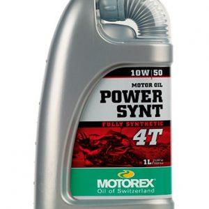 Aceite Motorex Power Synt 10W50