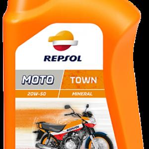 Aceite Repsol Town 20W50