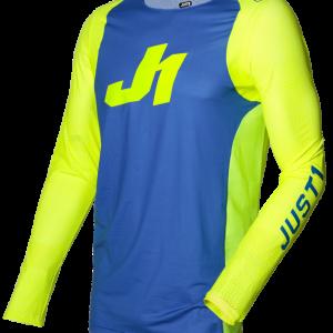JERSEY JUST 1 J-FLEX ARIA BLUE – AMARILLO FLUO