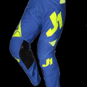 PANTALONES JUST1 J-FLEX ARIA BLUE – FLUO YELLOW