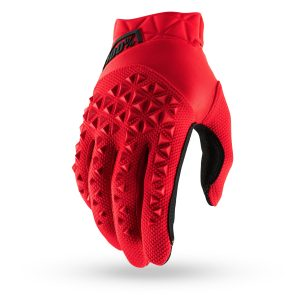 Guantes / Gloves 100% Airmatic Red/Black
