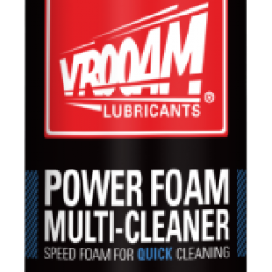LIMPIADOR VROOAM POWER FOAM MULTI CLEANER