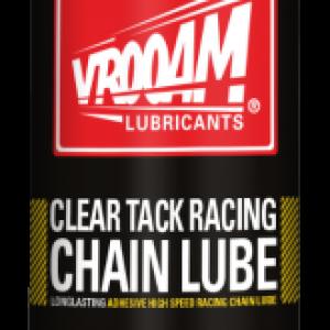 LUBRICANTE DE CADENA VROOAM  CLEAR TACK  RACING