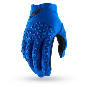 Guantes / Gloves 100% Airmatic Blue/Black