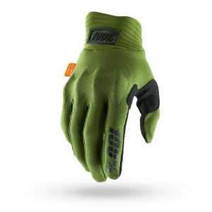 Guantes / Gloves 100% Cognito Army/Green