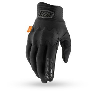 Guantes / Gloves 100% Cognito Black/Charcoal