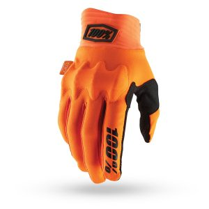 Guantes / Gloves 100% Cognito Fluo/Orange