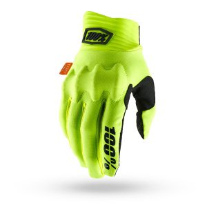 Guantes / Gloves 100% Cognito Fluo/Yellow