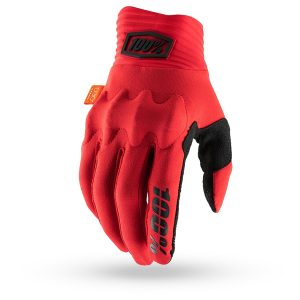 Guantes / Gloves 100% Cognito Red/Black