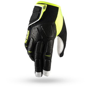 Guantes / Gloves 100% Simi Black / Lime