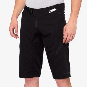 "Pantalones cortos ""Airmatic Black"" / 100%"