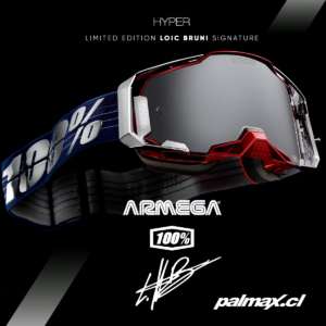 Antiparras Armega Hyper LTD Loic Bruni / 100%