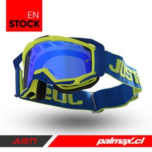 Antiparra Iris Track Yellow Blue   JUST 1