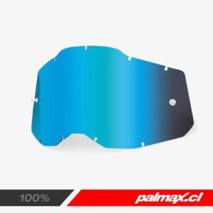 Mica G2 Racecraft/Accuri/Strata Blue Mirror   100%