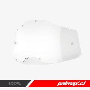 Mica G2 Racecraft/Accuri/Strata Clear   100%