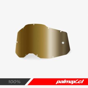 Mica G2 Racecraft/Accuri/Strata True Gold Mirror   100%