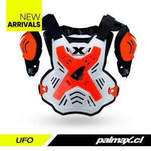 Protector de pecho X-Concept Orange Fluo | UFO