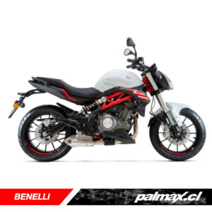 Moto 302 S Blanca (2021) | BENELLI
