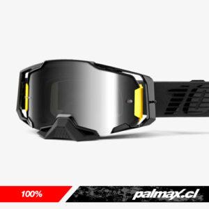 Antiparra Armega Nightfall Mirror Silver Lens |100%