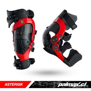 Rodilleras Ultra Cell 3.0 Red | ASTERISK