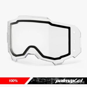Mica Transparente de doble panel Armega Forecast | 100%