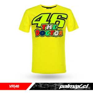 Polera The Doctor Yellow  | VR46