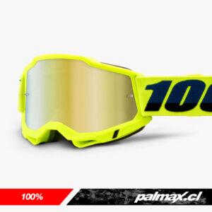 Antiparra Accuri 2 Yellow Mirror Gold Lens | 100%