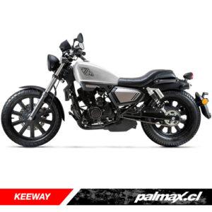 Moto K-Light 202 silver (2021) | KEEWAY