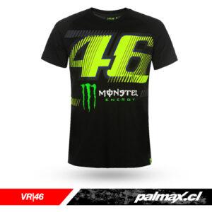 Polera Monster Energy Valentino Rossi | VR46