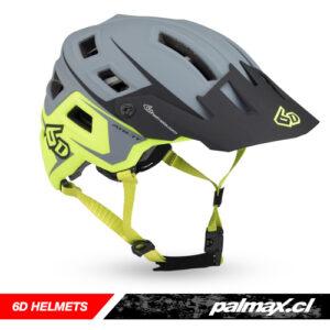 Casco Trail ATB-1T Neon Yellow | 6D HELMETS