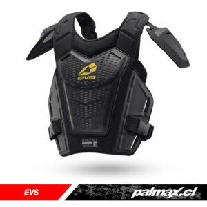 Protector de Pecho / Jofa Revo 5 Black | EVS