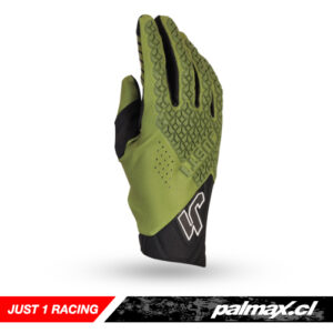 Guantes J-HRD Green Army | JUST 1 RACING