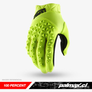 Guantes Airmatic (Infantil) Fluo Yellow | 100 Percent