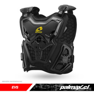 Protector de Pecho / Jofa F2 Roost Black | EVS