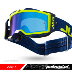 Antiparra Nerve Absolute Fluo Yellow/Blue | JUST 1